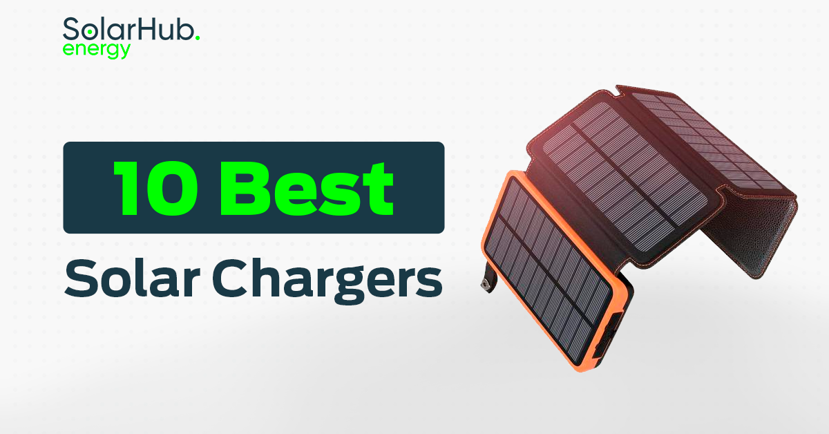 10 Best Solar Chargers