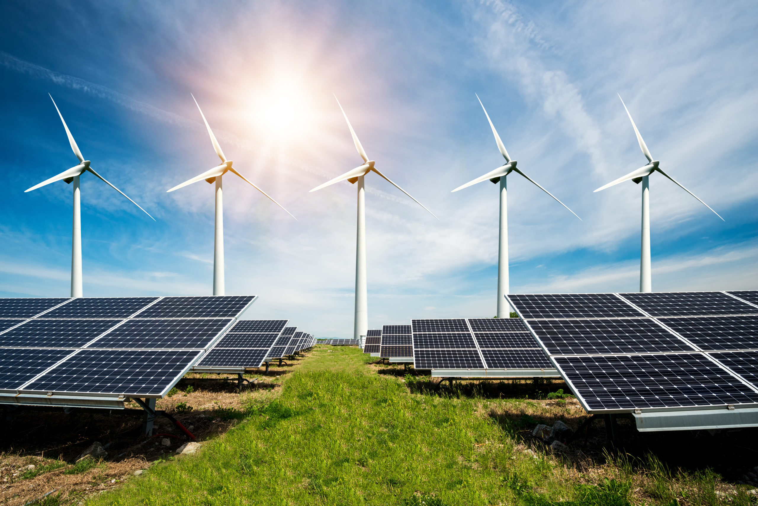 How To Combine Wind Turbine And Solar Panels Wiring? - Solyndra