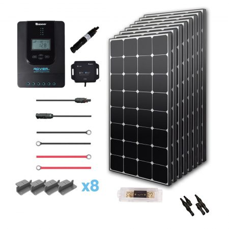 Renogy 800 Watt 12 Volt Off Grid Solar Premium Kit