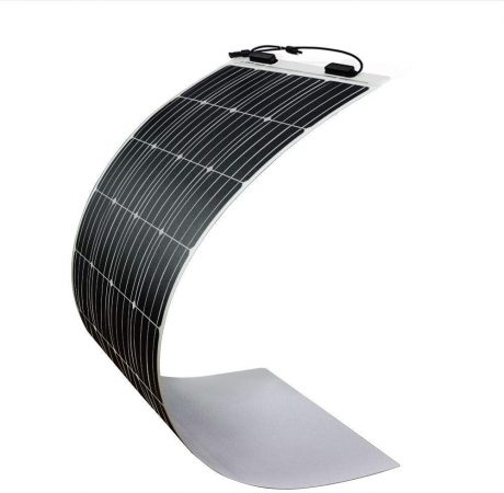 Renogy 160 Watt 12 Volt Extremely Flexible Monocrystalline Solar Panel