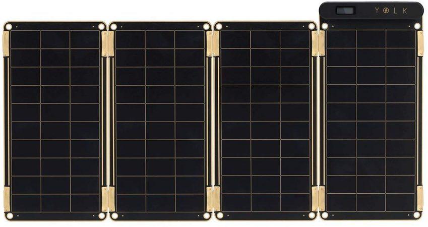 Yolk Solar Paper 10 Watt Solar Charger