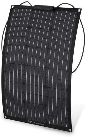 ALLPOWERS 50W Solar Panel 18V 12V Bendable Flexible Solar Charger Kit