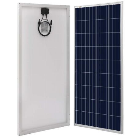 Richsolar 160 Watt 12V Solar Panel High Efficiency Polycrystalline Module