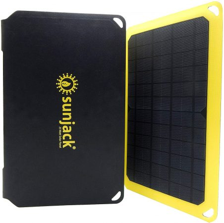SunJack 25W Portable Solar Charger