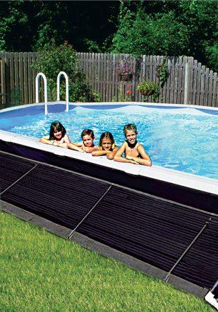 SUNHEATER 2' X 10' Solar Heating Universal System