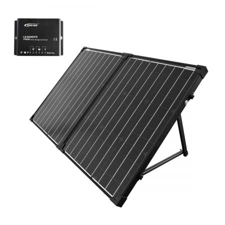 ACOPOWER 100W Portable Solar Panel Kit