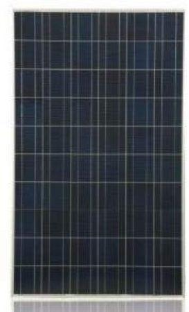 Hanwha Solar 235 Watt Polycrystalline SLV/WHT Solar Panel
