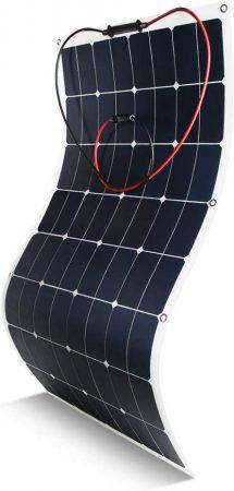 Kingsolar Flexible Solar Panel 100 Watt 18 Volt 12 Volt