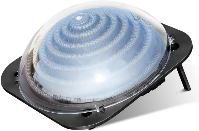 Goplus Solar Dome Swimming Pool Heater Above Ground