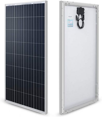 Renogy 100 Watt 12 Volt Monocrystalline Solar Panel (New Edition)