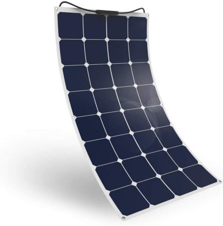 BougeRV 100W Solar Panel Charger