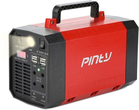 Pinty Portable Uninterrupted Power Supply 300W