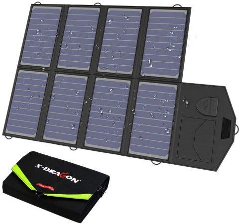 X-DRAGON 40W Solar Charger